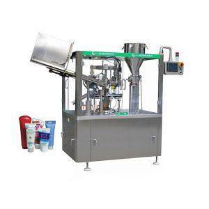 Automatyczna maszyna do napełniania i zamykania tubek maści do miękkiej skóry
