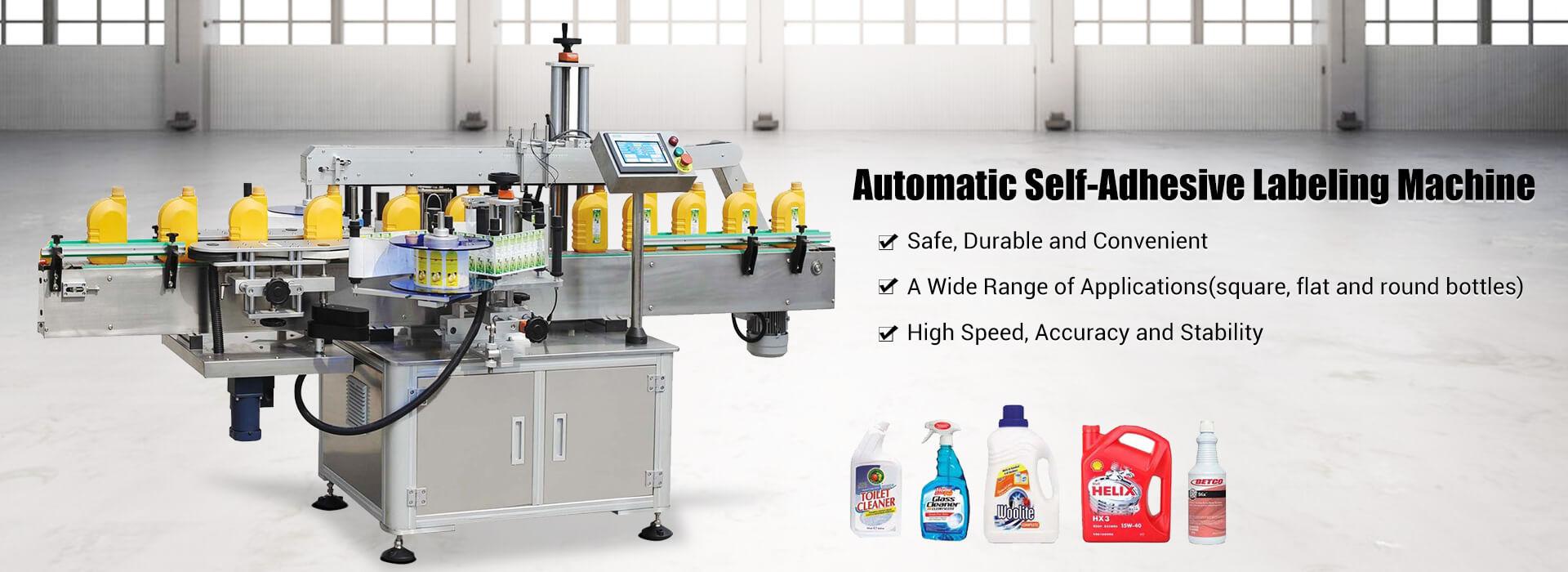 Maszyna do etykietowania