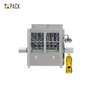 Automatyczna pozioma maszyna do napełniania cieczy i oleju spożywczego