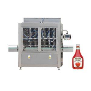 Maszyna do napełniania pasty do koncentratu pomidorowego, kremu kosmetycznego