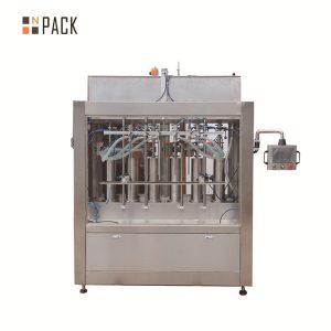Wolumetryczna maszyna do automatycznego napełniania płynem sosu pomidorowego
