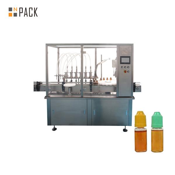 Automatyczna maszyna do napełniania sprayem dezodoryzującym w płynie do mycia naczyń