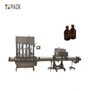 Automatyczna maszyna do napełniania olejów smarowych o wysokiej dokładności