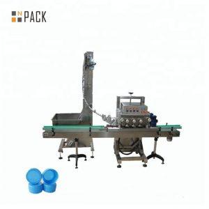 Automatyczna obrotowa maszyna do zamykania butelek medycznych