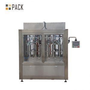 fabryka chemiczna maszyna do napełniania cieczy
