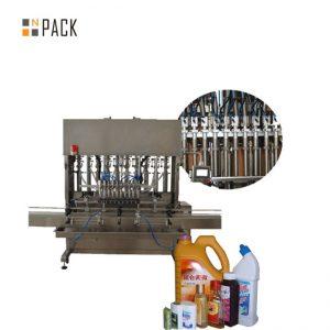 Automatyczna maszyna do napełniania butelek z płynem do napełniania butelek z kroplami do oczu Uszczelnianie Pojemność / wypełniacz