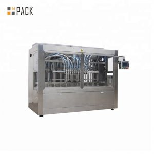 Maszyna do napełniania mydła w płynie z wybielaczem kwasowym