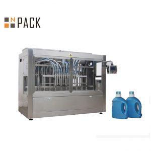Szeroko używana maszyna do napełniania słoików dżemu truskawkowego