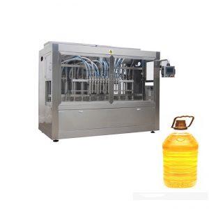 W pełni automatyczna maszyna do napełniania olejem jadalnym z musztardą i palmą