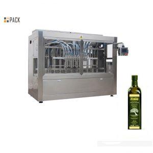 CE ISO 500 ml-50000 ml słonecznika masło palmowe Sezam maszyna do napełniania oleju kokosowego Maszyna do napełniania oleju palmowego