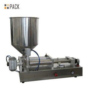 Costomic 2 głowice półautomatyczne maszyny do napełniania płynów