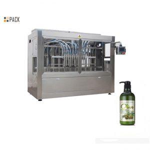 Kompletna automatyczna napełniająca szampon do ręcznego napełniania szamponu