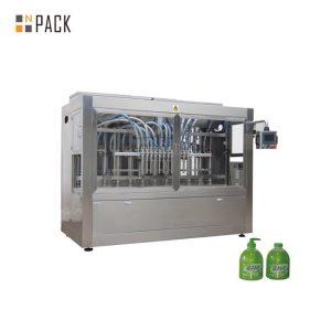 Najlepsza cena 5-100 ml butelkowanej maszyny do napełniania oleju silnikowego