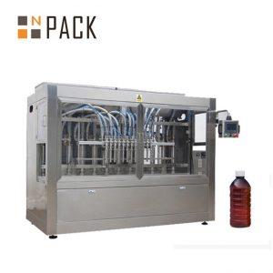 Automatyczna maszyna do napełniania olejem do smażenia sosów do napełniania miodem