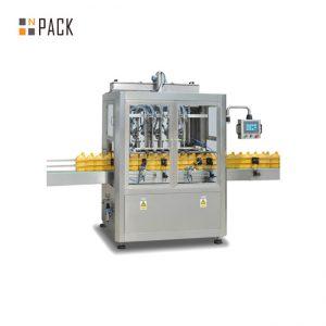 maszyna do napełniania i zamykania butelek z syropem na leki