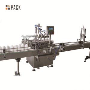 Maszyna do napełniania octu sosu sojowego, maszyna do napełniania olejem roślinnym, maszyna do sosu