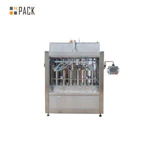 Automatyczna maszyna do napełniania olejków z musztardy i słonecznika
