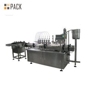 Automatyczna cyfrowa maszyna do napełniania płynów i kremów