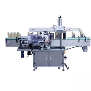 Gorąca sprzedaż automatyczna maszyna do wklejania etykiet samoprzylepnych do butelek