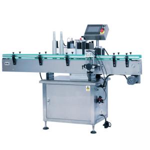 W pełni automatyczna maszyna / etykieciarka do klejenia na mokro