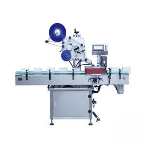 Automatyczna maszyna do etykietowania okrągłych pojemników typu pionowego