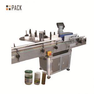 Pakowanie szybkiej automatycznej maszyny do etykietowania naklejek