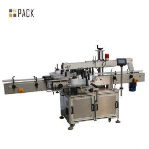 Automatyczna maszyna do etykietowania okrągłych butelek NPACK